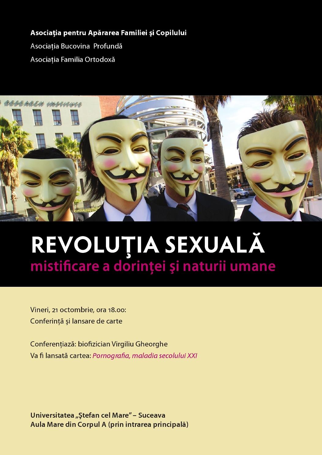 Virgiliu gheorghe revolutia sexuala