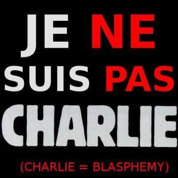 charlie h blasphemie