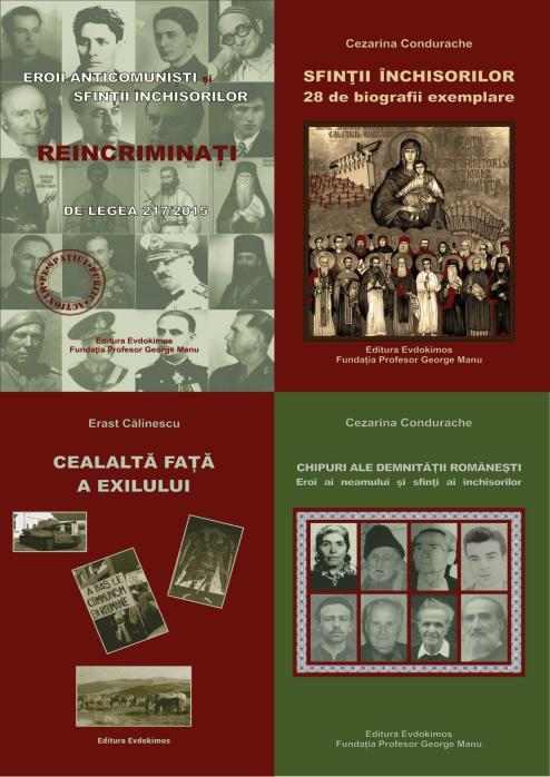 4 Carti anticomuniste