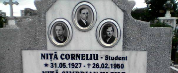 cornel nita - mormant