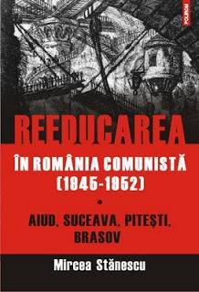 mircea stanescu - reeducarea -carte