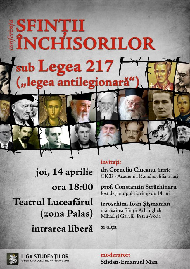 afis sf inchisorilor IS apr 2016