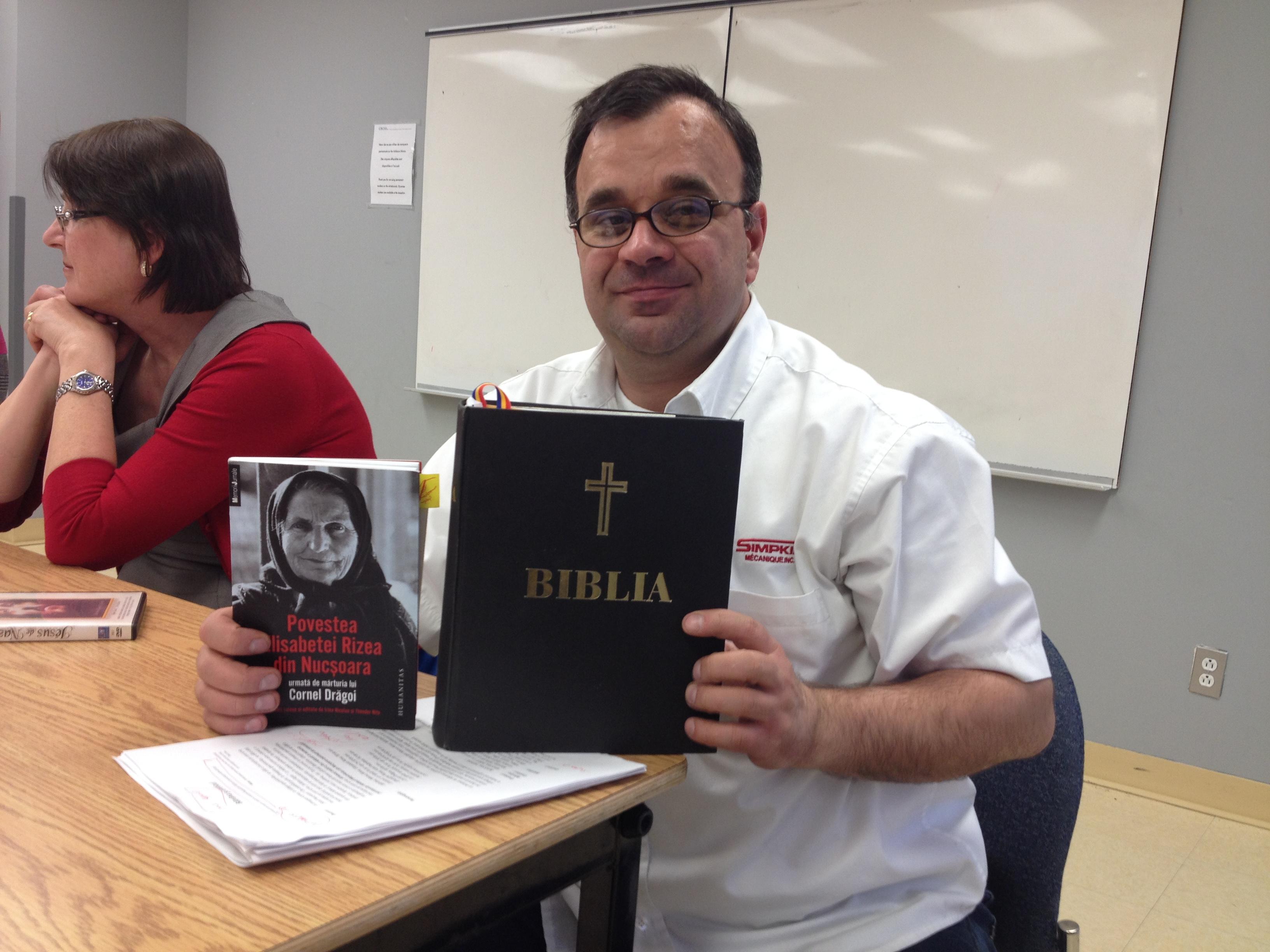 Mama Rizea_Biblia si eu