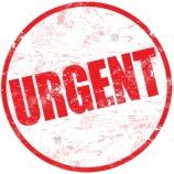 urgent stamp -53636200