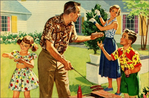 american-family-1950
