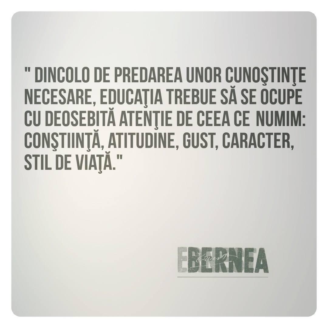 citate despre mass media Ernest Bernea – Despre educație. Citate inedite | Bucovina Profundă citate despre mass media
