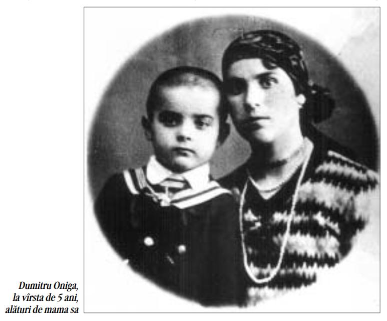 Dumitru Oniga la 5 ani cu mama -coperti_93 qxp - nr093 pdf(1)