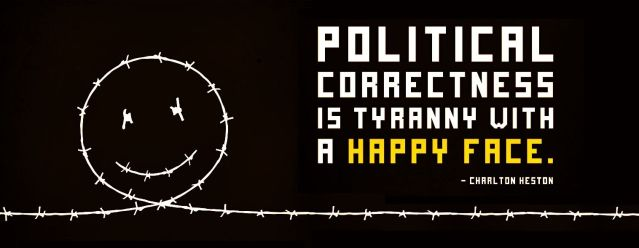 political correctness is a t