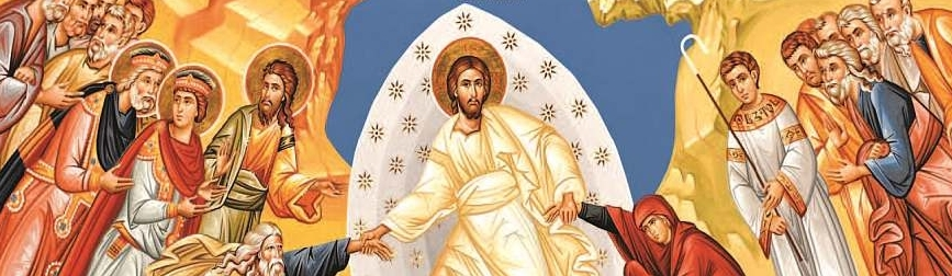 Hristos - pogorarea la iad