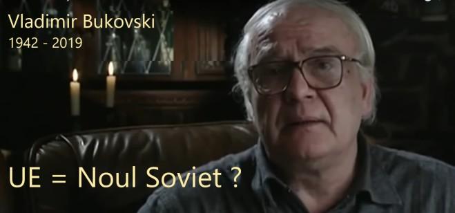 bukovski ue sovietic