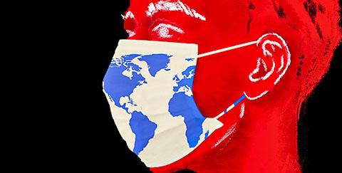 masca coronavirus-cenzura