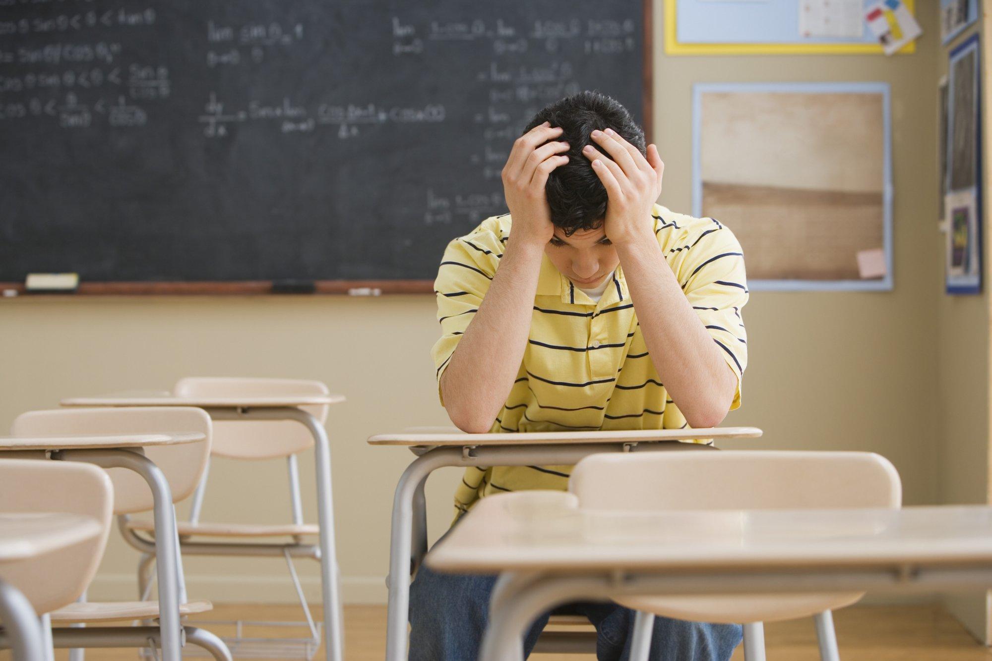 scared - studentThinkstockPhotos-78741484